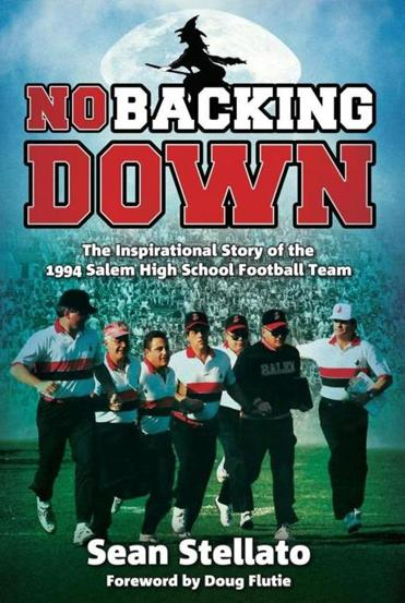 "27nostellat - Book cover for ""No Backing Down"". (Handout)"