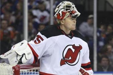 Cory Schneider s turn in net spells good things for Devils - The ... e605fe155