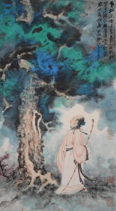 chinese scroll tops julia art auction the boston globe