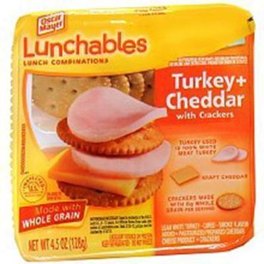 1988 : Lunchables, originally launched by Kraft Foods as a way to sell bologna, is now available in 31 combinations.