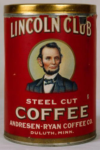 Abraham Lincoln was used to sell products ranging from coffee to cigarettes, automobiles to life insurance, and California oranges to streamlined diesel electric trains.