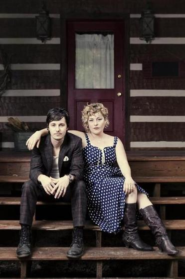 Shovels & Rope's Michael Trent and Cary Ann Hearst.