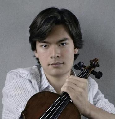 Violinist Stefan Jackiw paired with pianist Anna Polonsky for the recital.