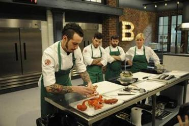 Contestants will prepare their meals at a kitchen in Woburn.
