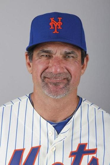 Dave Hudgens was fired last season by the Mets, but recently hired as Astros' hitting coach.
