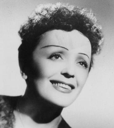Francis Poulenc's Improvisation No. 15 pays homage to Edith Piaf (right).