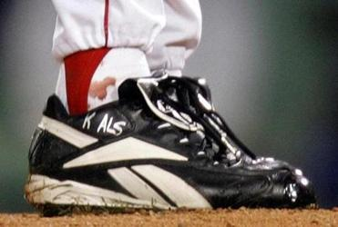 Curt Schilling's postseason career includes his memorable performace at Yankee Stadium in Game 6 of the 2004 ALCS when he pitched on a bad ankle.
