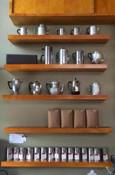 Zeitgeist Coffee is among the top places in Seattle to sit for a cup.