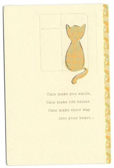 Greeting card company Hallmark produces a burgeoning pet sympathy line.