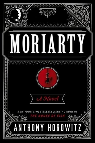 book review  moriarty by anthony horowitz