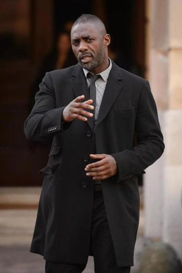 British actor Idris Elba is in the mix to play James Bond.