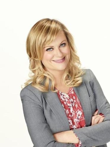 "As Leslie Knope on ""Parks and Recreation,"" Amy Poehler portrays an aspiring female politician who doesn't compromise for the men who dominate that world. Credit: Ben Cohen/NBC"
