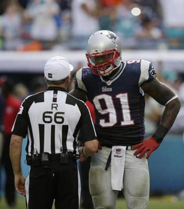 edce92434a2 Former NFL referee explains protocol with game balls - The Boston Globe
