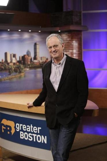 "Jim Braude will begin in March as host of ""Greater Boston,'' WGBH television's news and analysis program. He hosted a similar TV show on NECN."