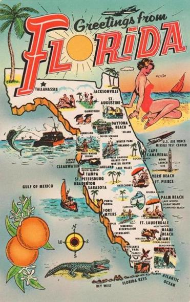 A trip back in time through Florida s roadside attractions The