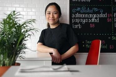 Watertown, MA., 01/30/15, Cheap Eats feature on Cha Yen Thai Cookery. This is the owner Manita Bunnagitkarn, cq, Suzanne Kreiter/Globe staff