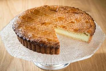 Gateau basque recipe