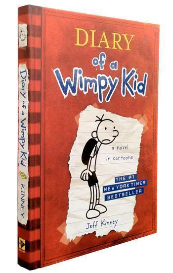 What Year Did Diary Of A Wimpy Kid Come Out