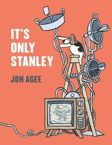 "30ShortStack ""IT�S ONLY STANLEY"" by Jon Agee"
