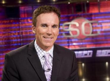 "John Buccigross, a longtime ""SportsCenter"" anchor."