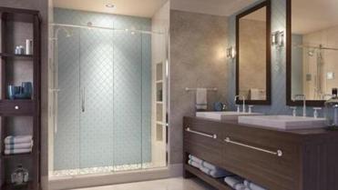 Contemporary still tops in bath design trends the boston for Latest bathroom tile trends 2015
