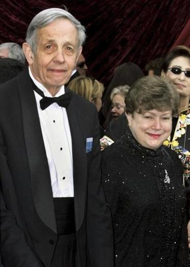 John Nash Winner Of Nobel Prize In Economics Dies In Crash