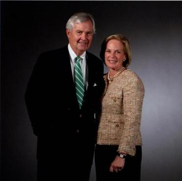 Amos Hostetter Jr And His Wife Barbara Established The Barr Foundation