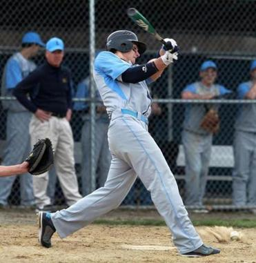 Shaw had a .500 batting average, 7 home runs, and 20 RBIs during his senior year at Lexington High School.