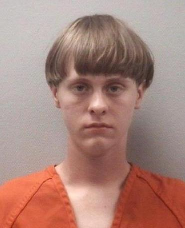 Dylann Roof, 21