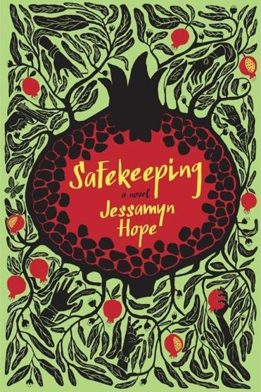 "Jessamyn Hope's debut novel ""Safekeeping"" revolves around a man's quest to return a brooch to his grandfather's lost love."