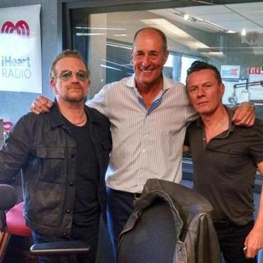 U2s Bono Chats With Matty In The Morning The Boston Globe
