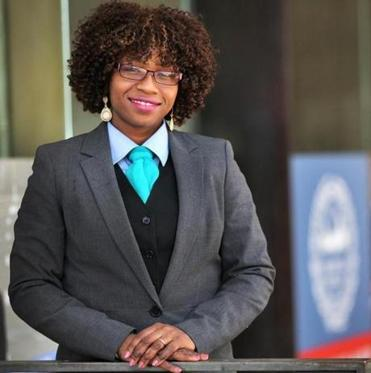 Atyia Martin focused on emergency management while earning a doctorate.