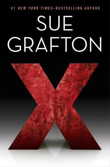 Sue Grafton is nearing the end of her alphabetically-framed series.