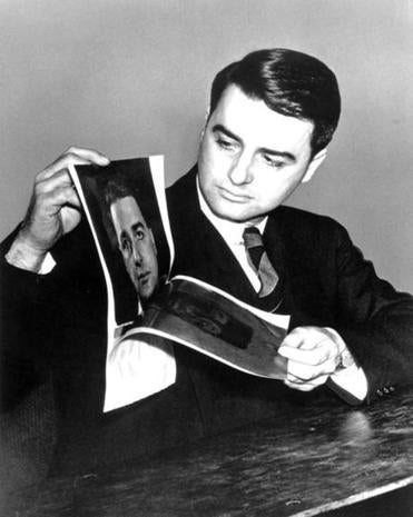 Polaroid founder Edwin Land in an undated photo.
