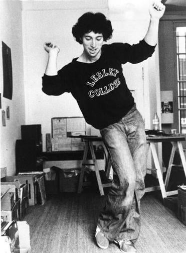 Jonathan Richman of the Modern Lovers.