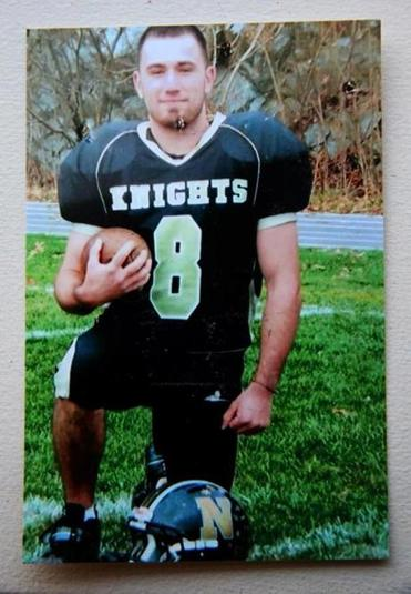 Twenty-four-year-old Michael Cain II died of a heroin overdose five months ago.