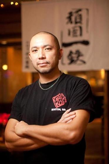 Chef-owner Ken Iwaoka hopes to expand the menu at his 17-seat spot in Coolidge Corner.