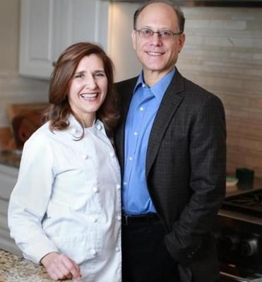 David Ludwig is director of the New Balance Foundation Obesity Prevention Center at Boston Children's Hospital. His new book includes recipes from his wife, chef Dawn Ludwig.
