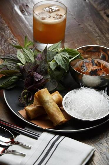 Tiger Mama is a new Southeast Asian-inspired restaurant from Tiffani Faison.