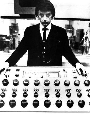 Phil Spector in the early 1960s.