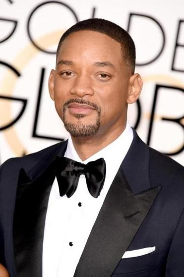 BEVERLY HILLS, CA - JANUARY 10: Actor Will Smith attends the 73rd Annual Golden Globe Awards held at the Beverly Hilton Hotel on January 10, 2016 in Beverly Hills, California. (Photo by Jason Merritt/Getty Images)