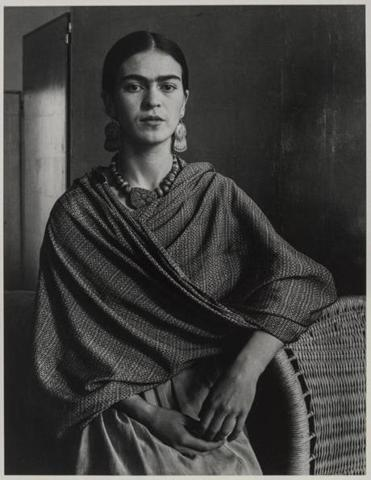 Frida Kahlo in 1931.