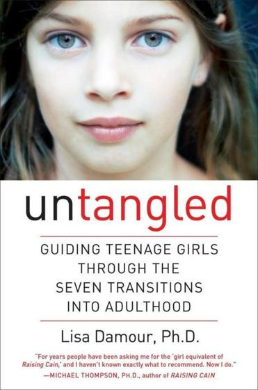 Advice To Parents Of Teen Girls In Untangled By Lisa Damour - The Boston Globe-9409