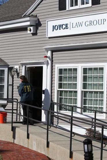 Joyce's office is on Washington Street in Canton behind the Salon Monique Day Spa and near the town library.