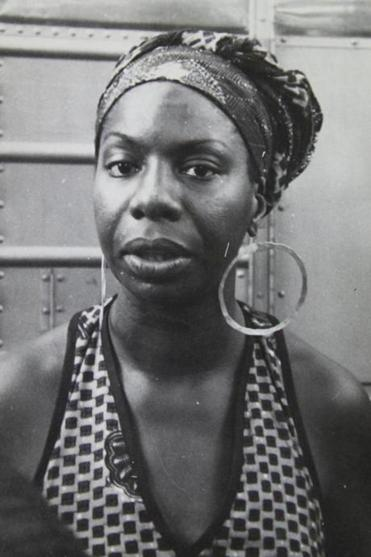 "Nina Simone in Jeff Lieberman's ""The Amazing Nina Simone."""