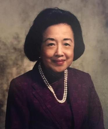 Mrs. Wang advocated for funding to support immigrants in Chinatown.