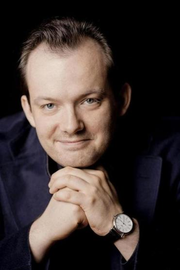 Andris Nelsons, music director of the Boston Symphony Orchestra.