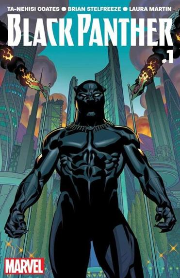 """Black Panther: A Nation Under Our Feet, Part 1,"" written by Ta-Nehisi Coates, is being released Wednesday."