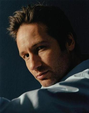Actor and author David Duchovny.