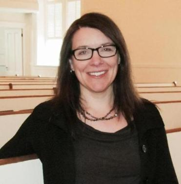 29noprofile- The Rev. Katrina Wuensch is the first woman to be named senior pastor of West Parish Church in Andover in the church's 190-year history. (handout)